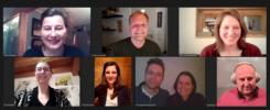 zoomkonferenz team